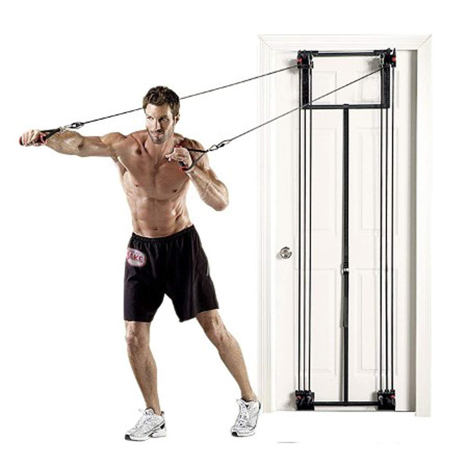 Weider Tower 200 Door Gym to Make Home Gym For Harder Training
