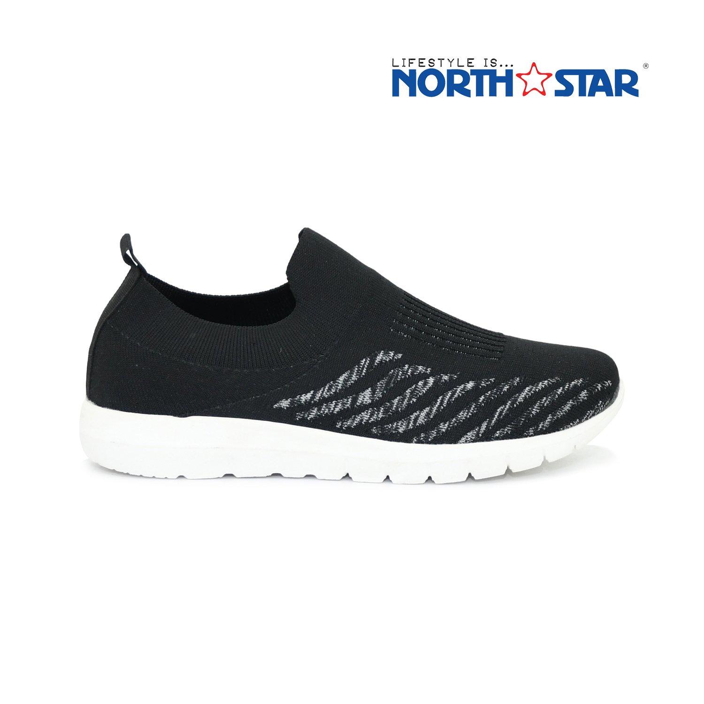 Bata Shoes for Women - 6816320-36 Sneaker (Black)