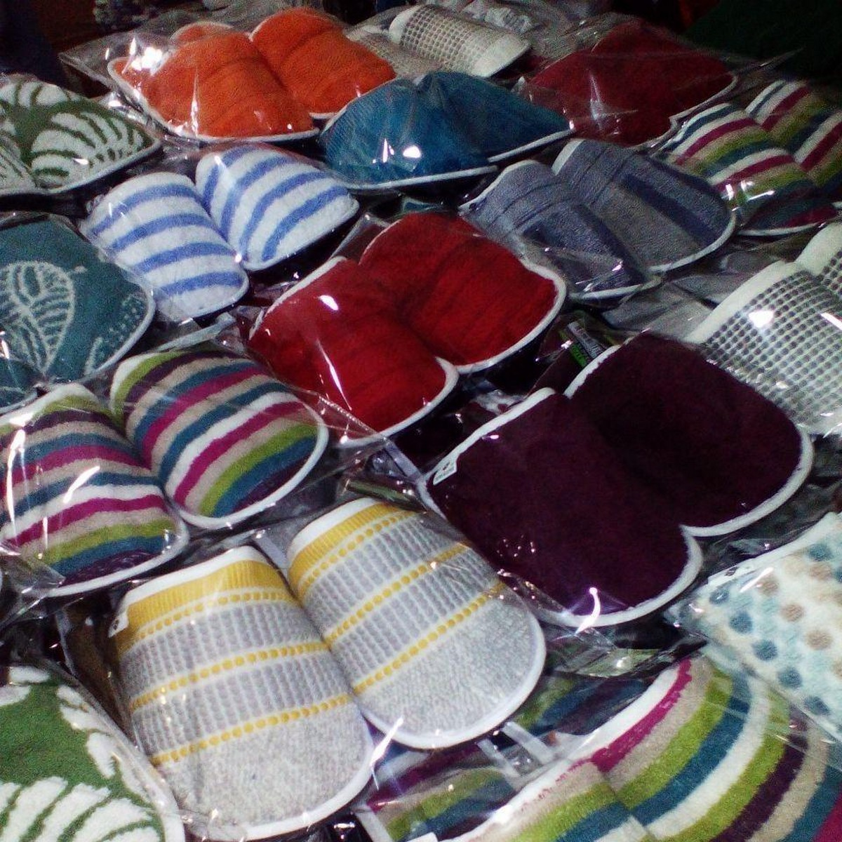 Imported Quality Cotton Slippers For Women