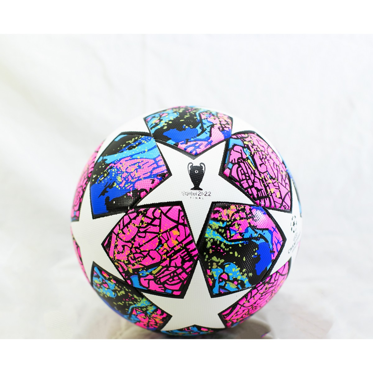 Football Size 5 Thermal Moulded Export Quality Champion League Version