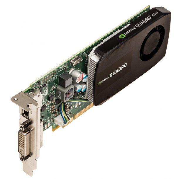 Nvidia Quadro K600 DDR3 1GB 128-Bit Graphic Card