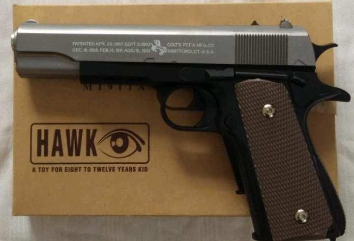 Hawk M1911