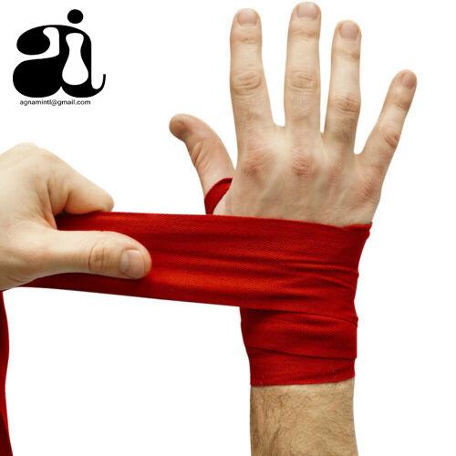 Bandage  Hand Wrap  Wrist Band  Boxing  Fitness  Gym  Yoga  Hand Band  Boxing Bandage  Hand Bandage  MMA (1 Pair)