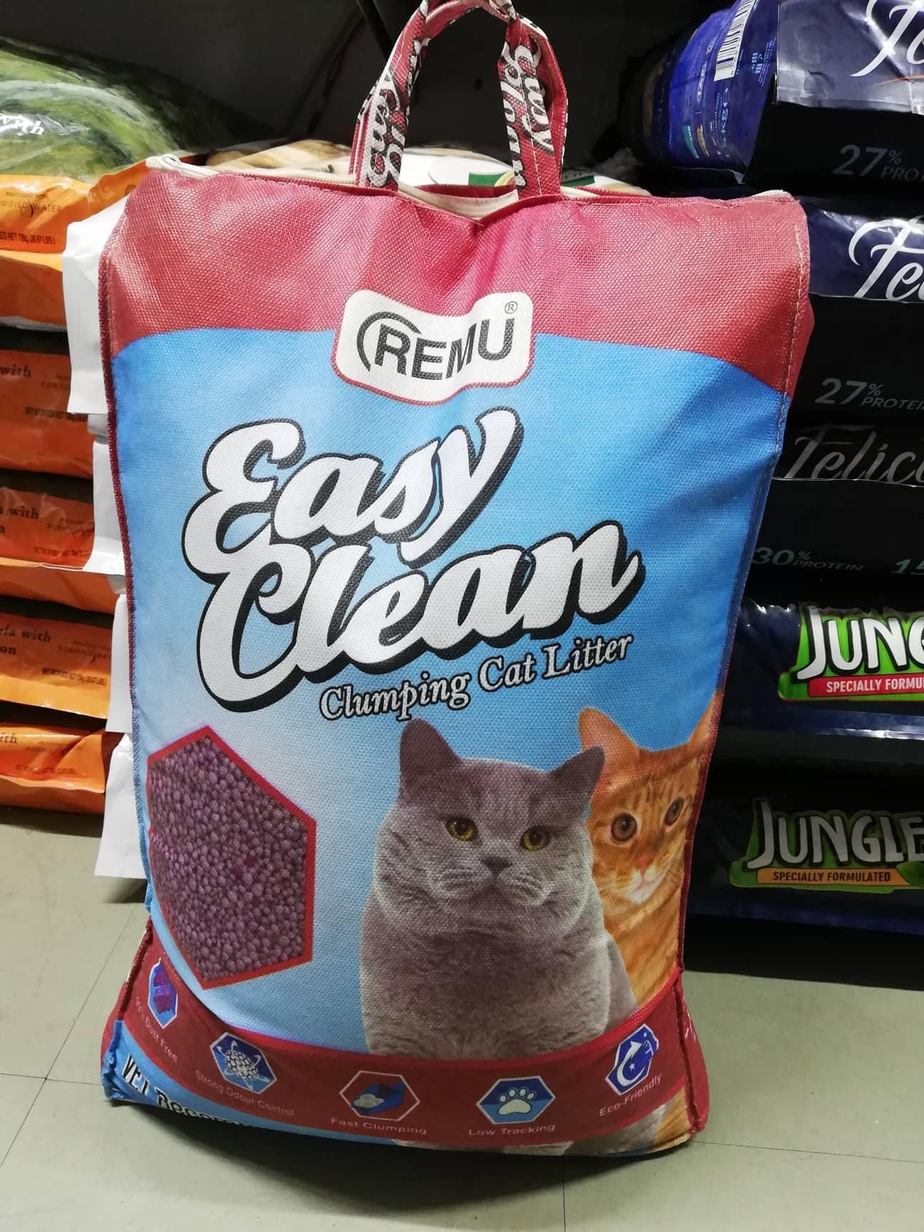 Easy Clean Cat Litter - 5 litre