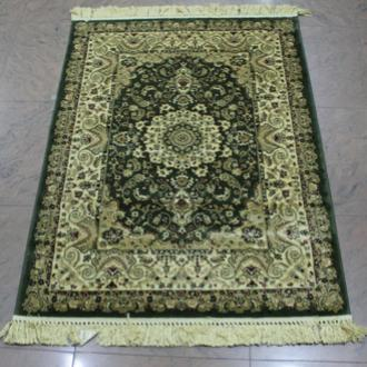 Traditional Rug 4*6- Green and Black