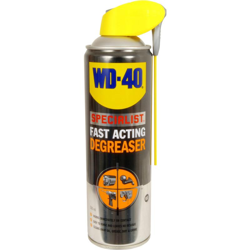 WD40 Fast Acting Degreaser