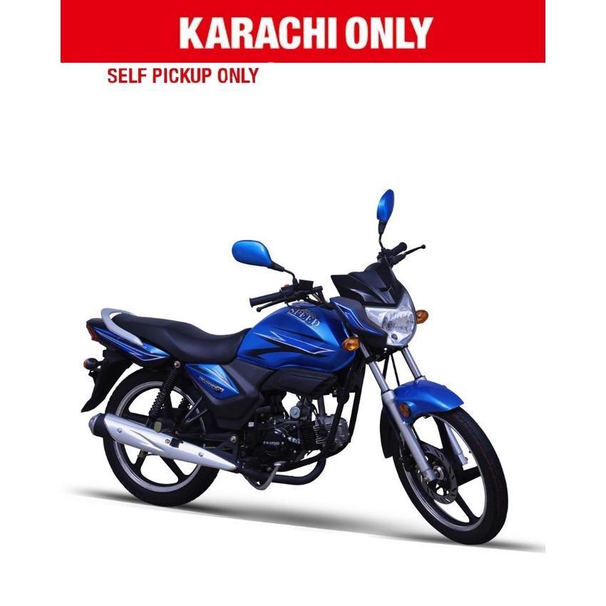 Hi Speed Alpha 100cc Blue Karachi Only Buy Online At Best