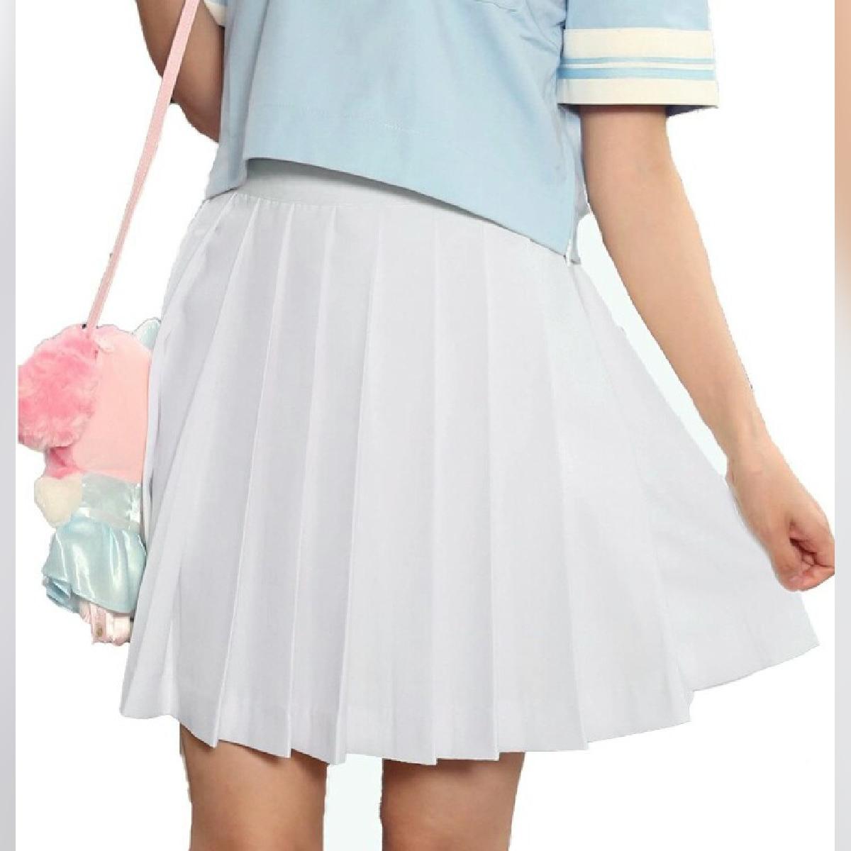 Skirts Store Box Pleated Short Night Skirt For Women