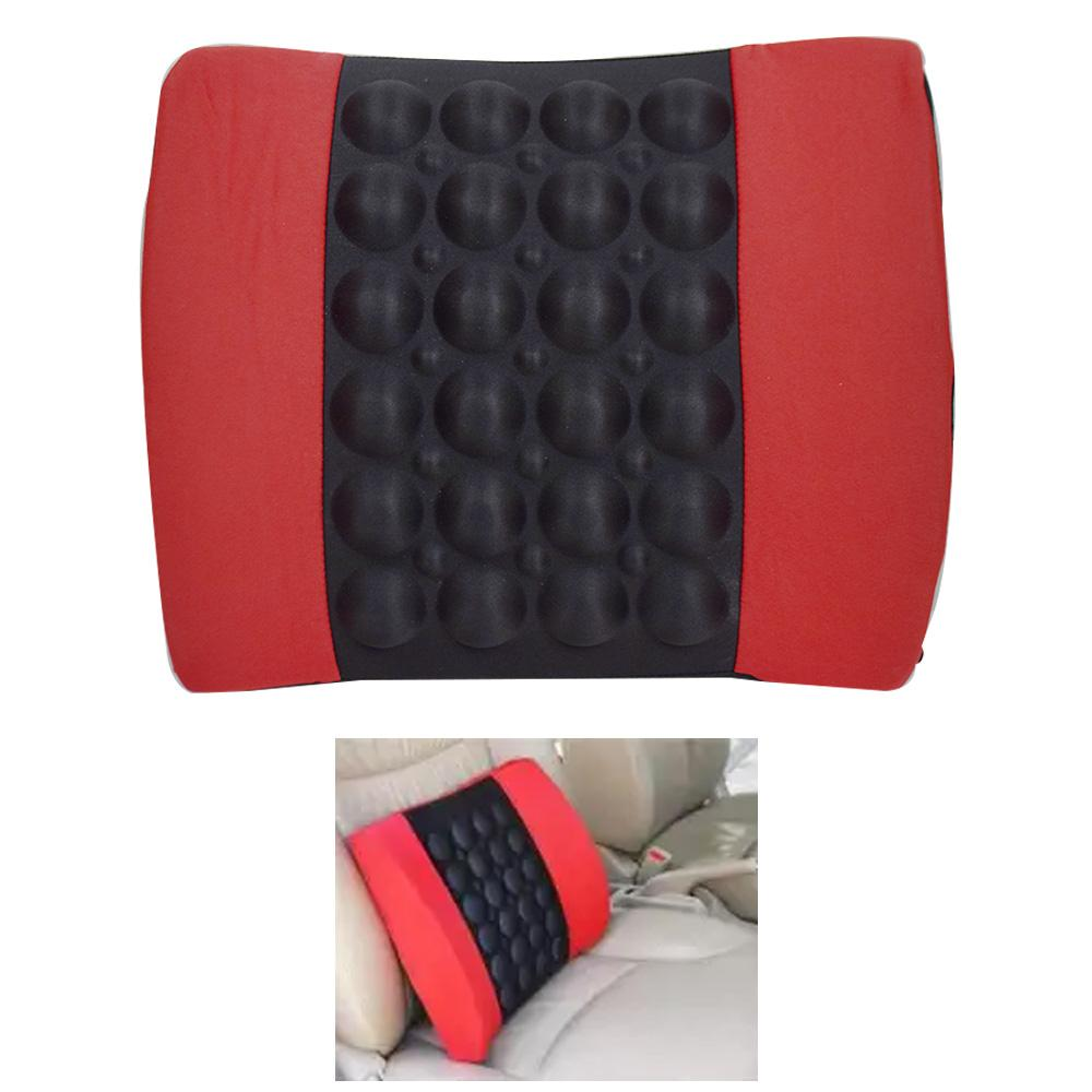 Back Seat Massager Red & Black