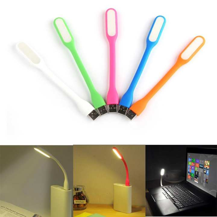 USB LED Light - Multi-color (NC)