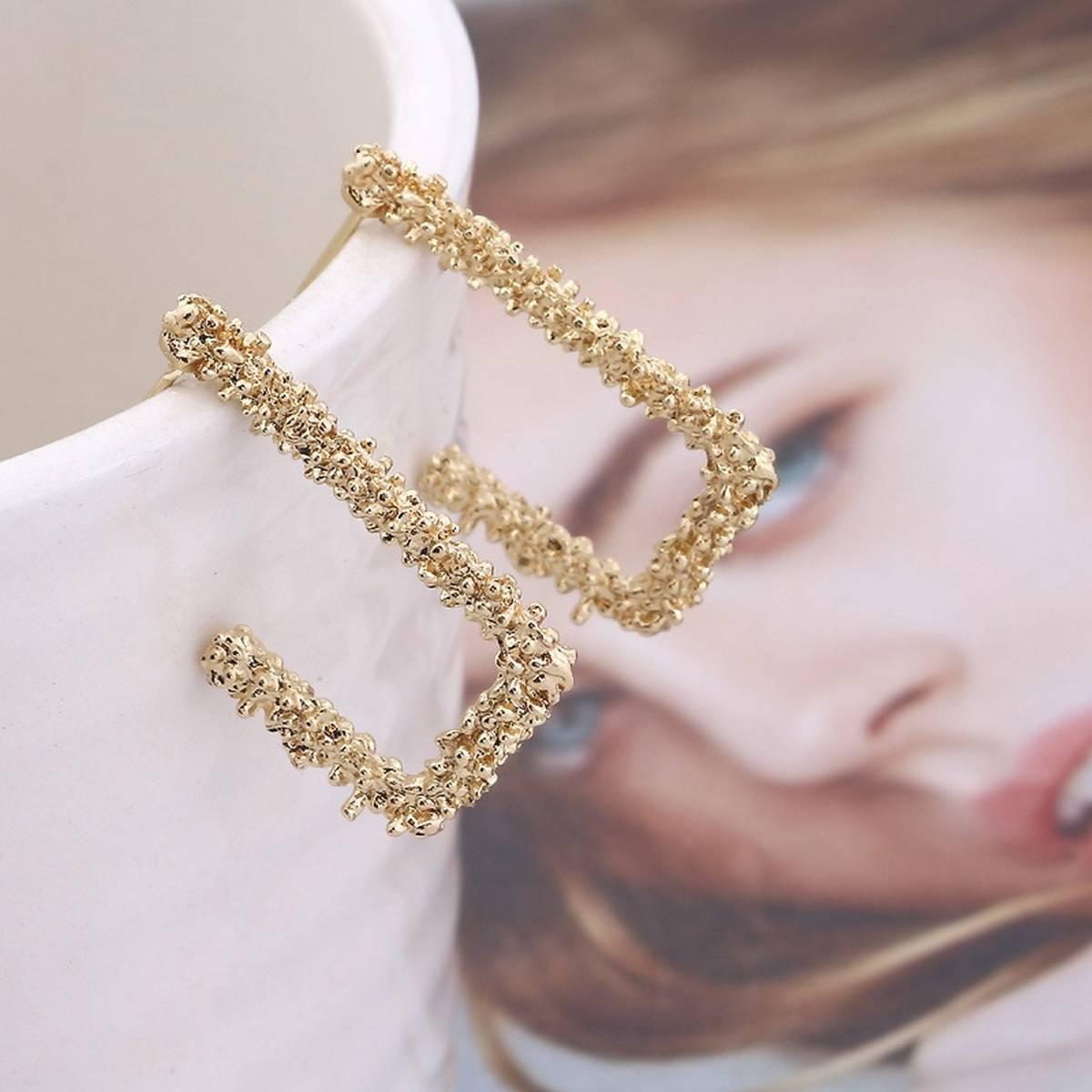 Classy 3 cm Small Trendy Elegant Earring