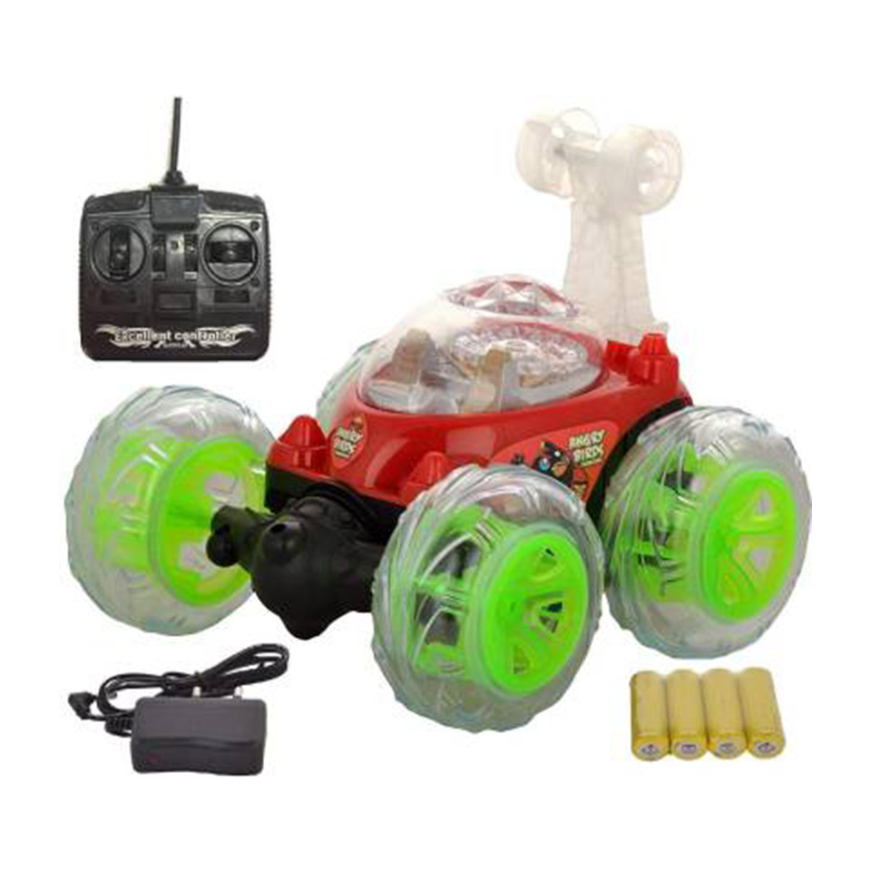 Angry Birds Remote Control - 360 Degrees Rotation car
