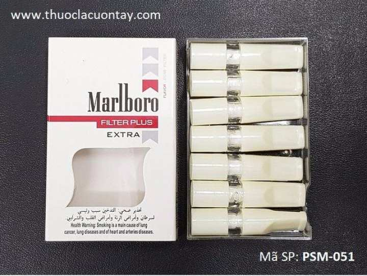 Marlboro Filter Plus Extra Smoking Filters