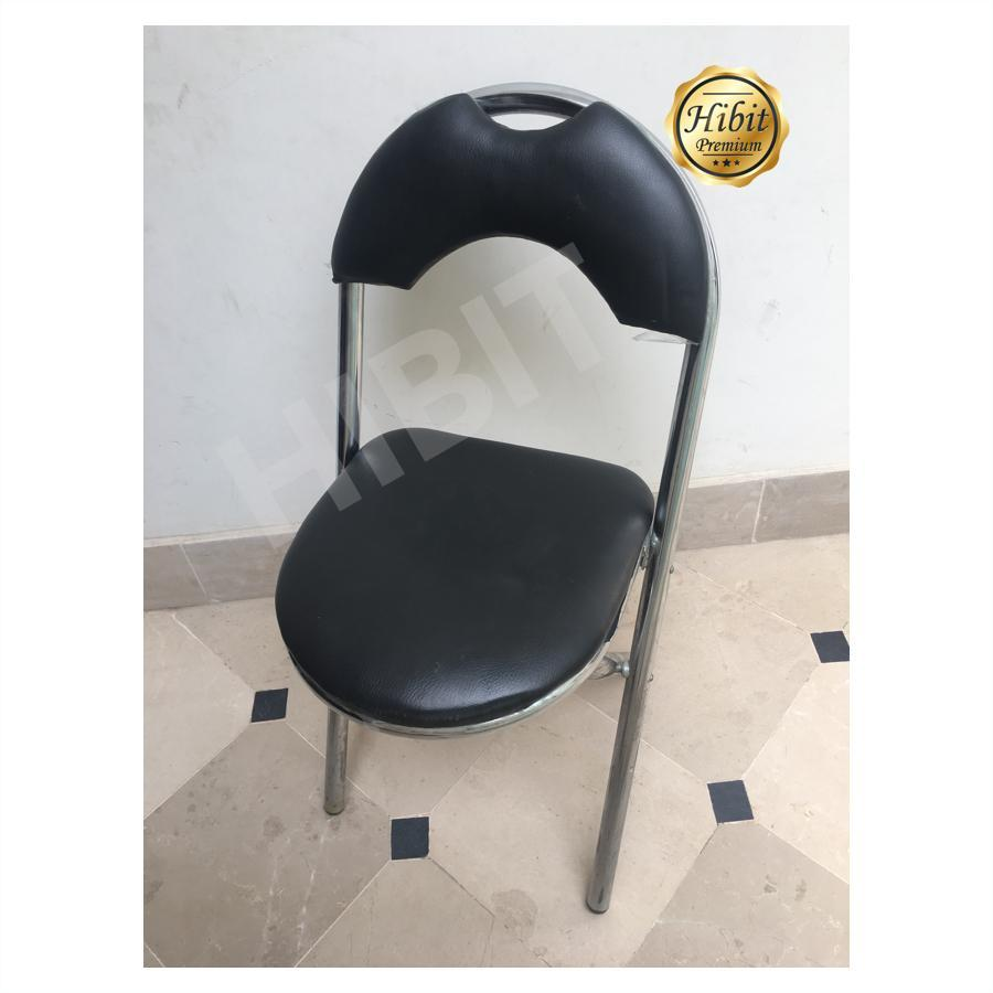 Small Folding Chair Living Room Offices Black Buy Online At Best Prices In Pakistan Daraz Pk