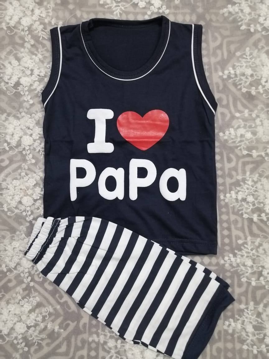 Baby Boy Clothes Set Best Friend Collection For Kids