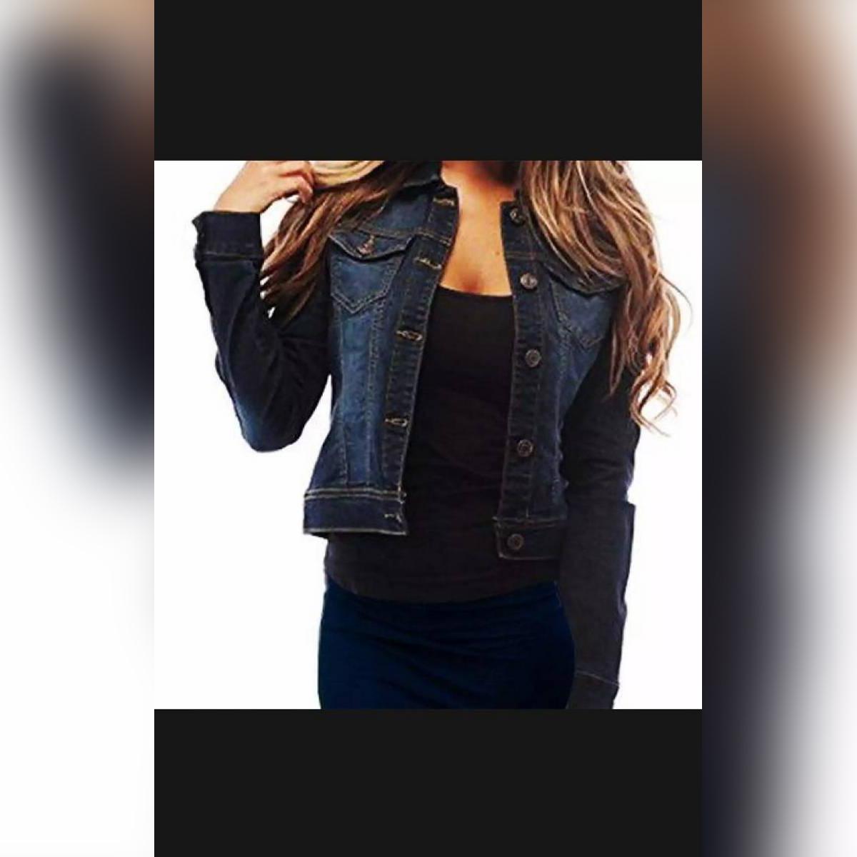 Women Denaim Jacket