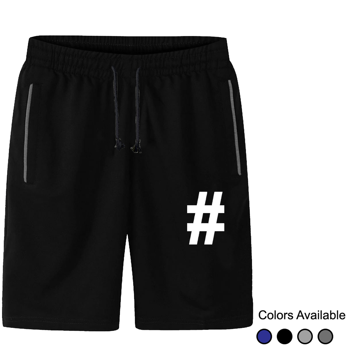 Tag Short Printed Sports Gym Cotton Summer Shorts for Men