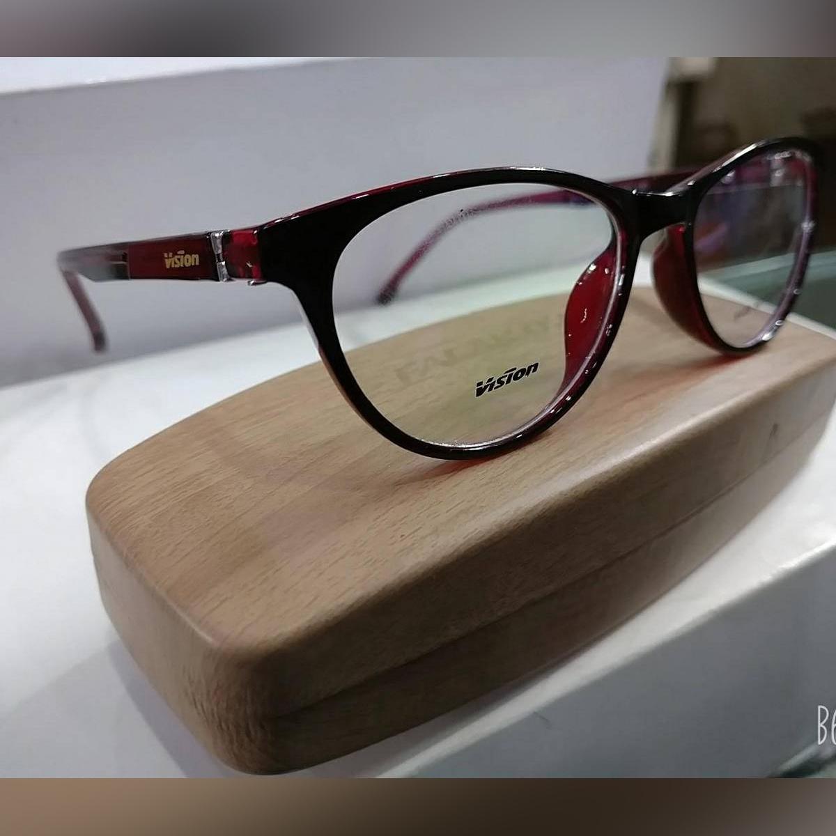 Vision eye glasses frame for women