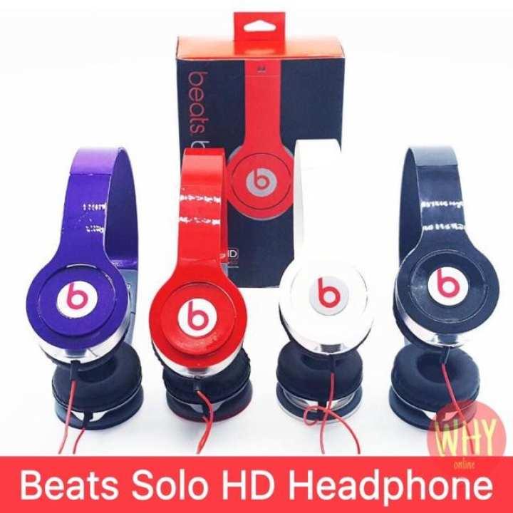 Beats Headphone HD SOLO