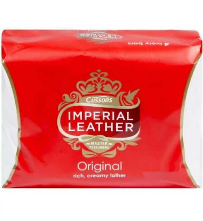 Imperial Leather Original Soap, 3x 100g