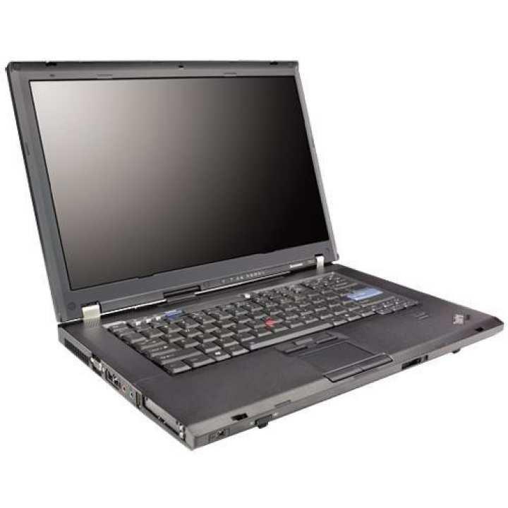 Lenovo ThinkPad T61R Laptop C2D 2.40ghz - 2GB DDR2 - 80GB HDD - DVD+CDRW - Windows 10 Home.