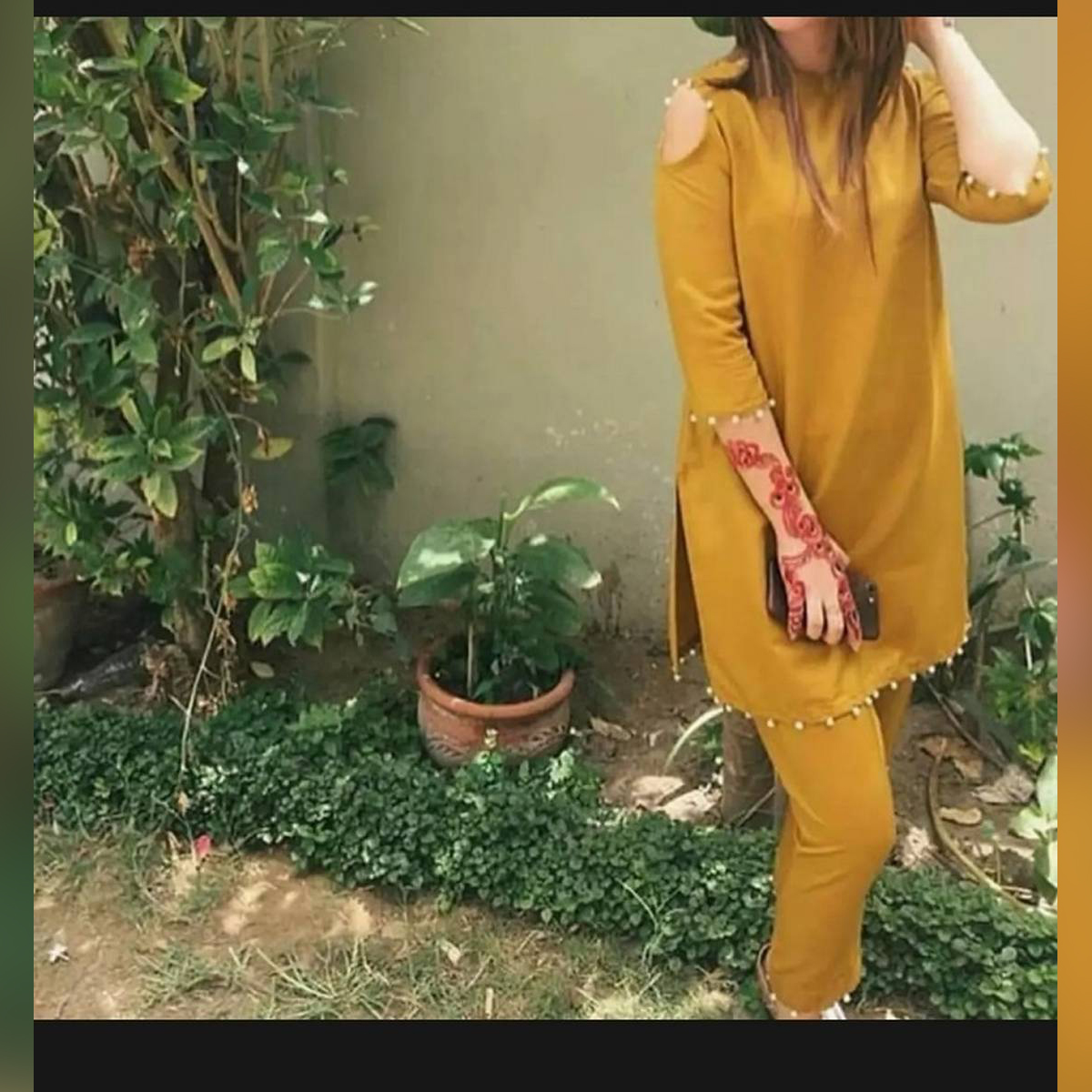 COLD SHOULDER STYLE  DRESS /READY  TO WEAR DRESS FOR GIRLS