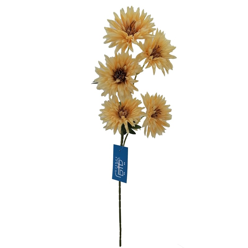Long Stem Sunflower Bunch, Artificial Flowers Bunch for Big Vase Decoration – Raqeeq GD32
