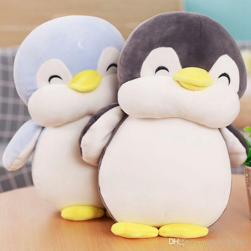 Penguin Stuffed Animal Plush Toy  M