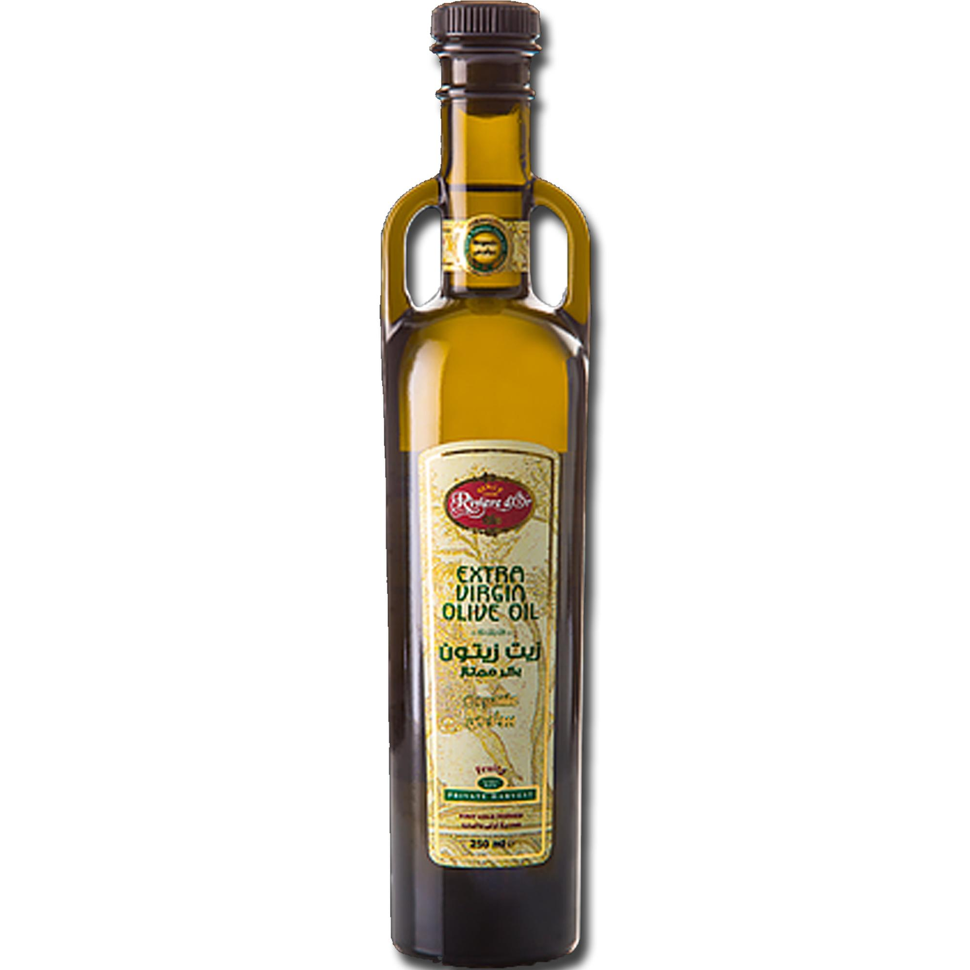 ORGANIC OLIVE OIL 250ML IN SPECIAL GIFT BOTTLE
