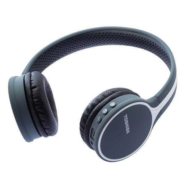 TOSHIBA Bluetooth Wireless Stereo Headphones (ORIGINAL)