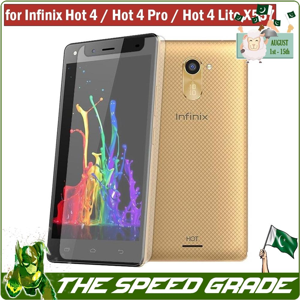 Hard Screen Protector for Infinix Hot 4 X557