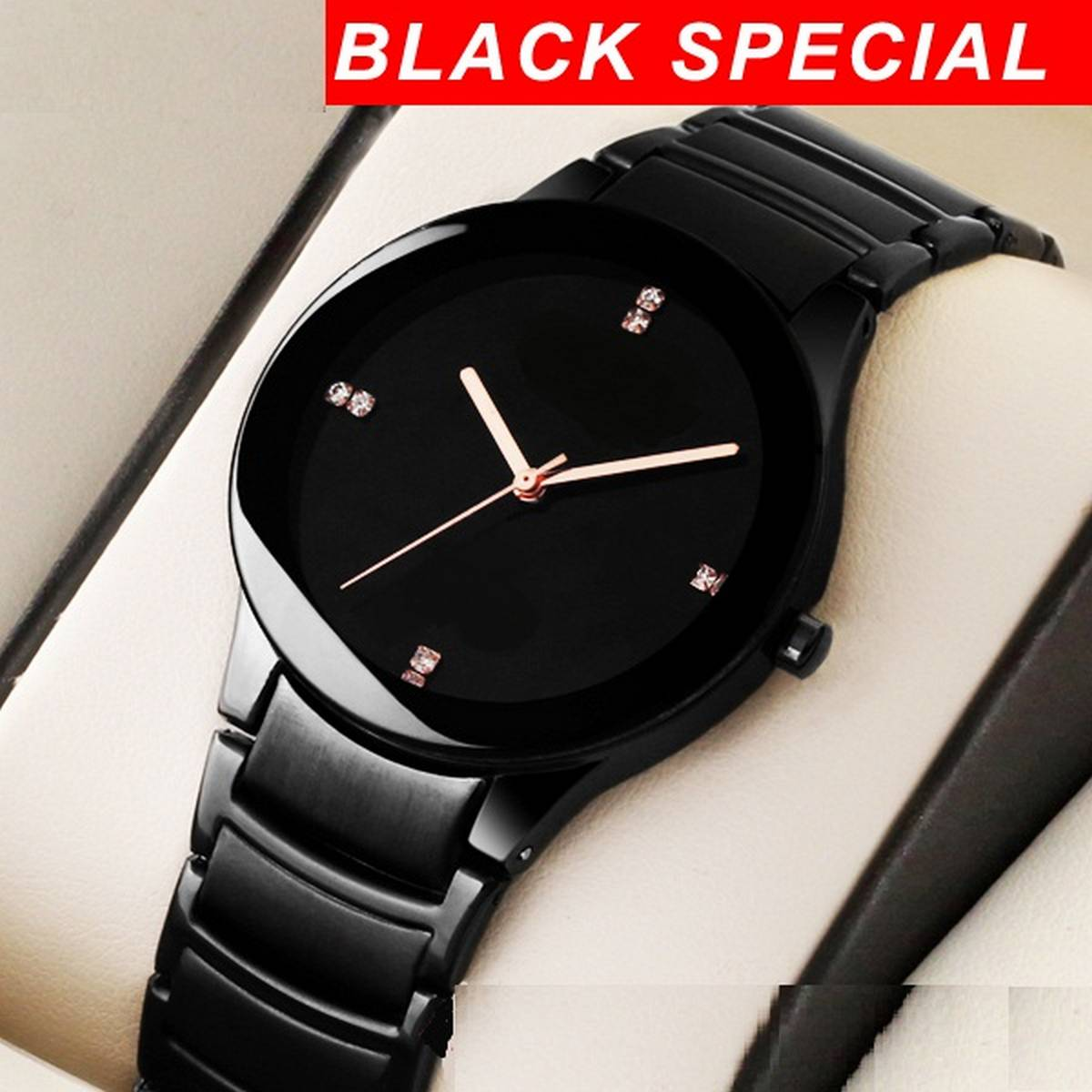 watch for man High Quality Stainless Steel Bracelet Watch for Men