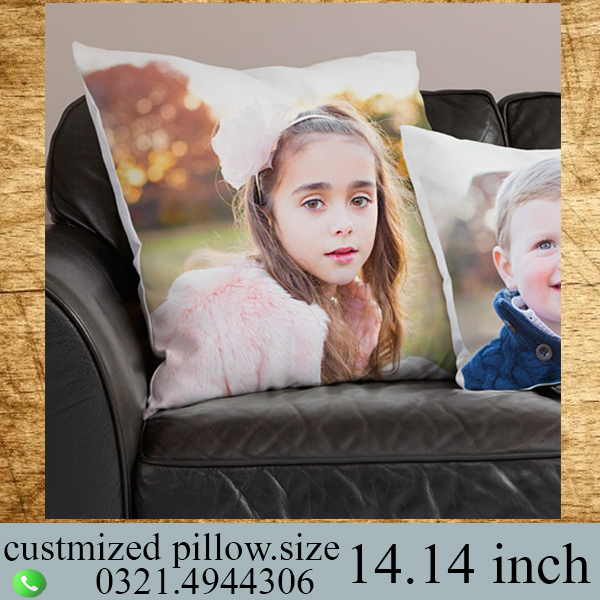 Customized Pillow and Cushion with Your Picture