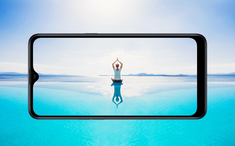 Big screen for big experiences