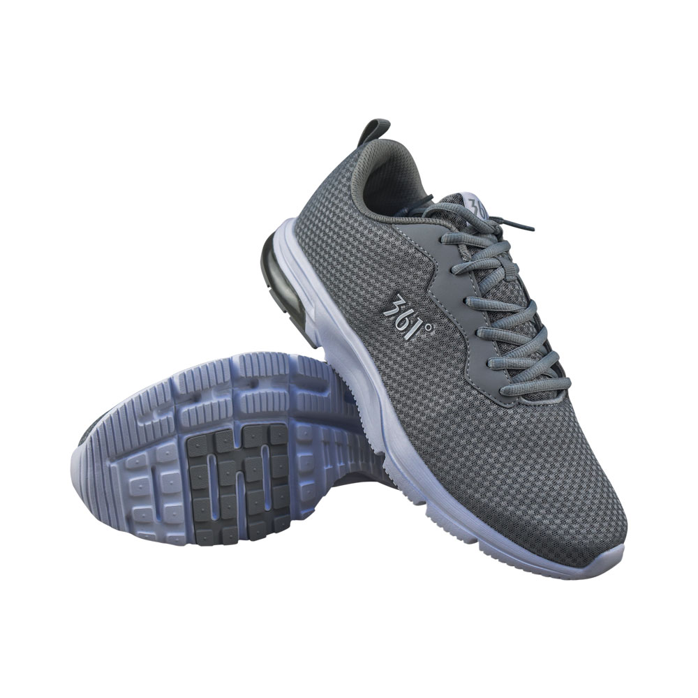 ERKE 361 XTEP QIAODAN MEN SPORTS SHOES FOR RUNNING TRAINING AND JOGGING SNEAKERS SHOES FOR GYM TRAVEL HIKKING AND TREKKING LIGHT WEIGHT COMFORTABLE AND DURABLE SPORTS ANTI SLIP SHOES