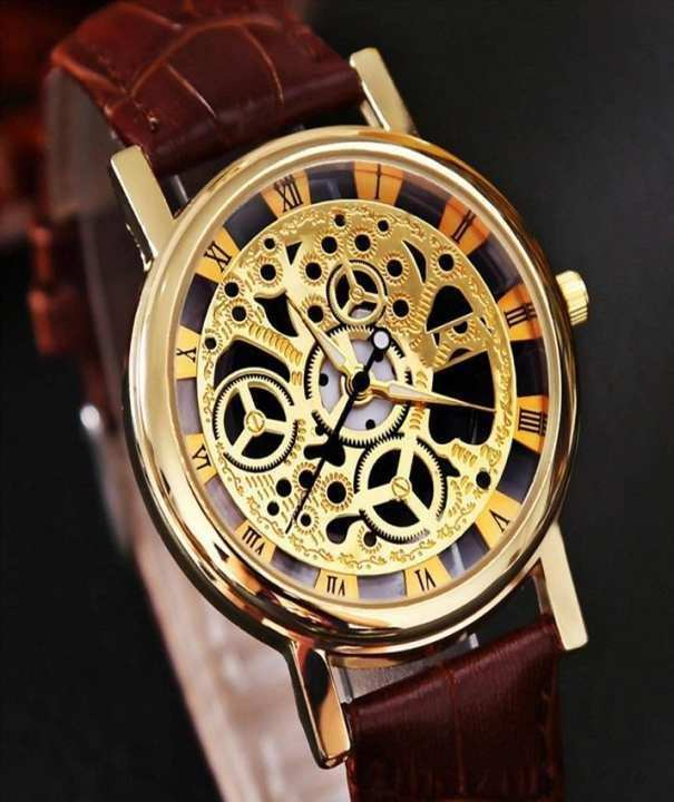 New Design Analog Watch for Men