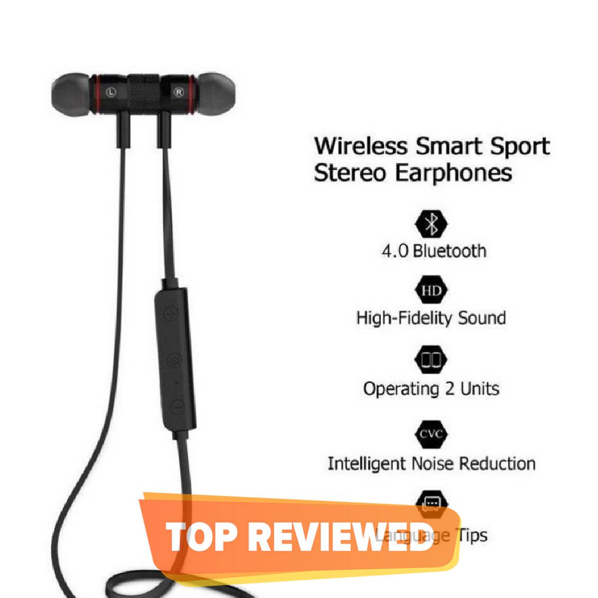 Genuine Bluetooth Handfree with mic and charging slot  Wireless Handfree  Wireless hand free Bluetooth   Wireless Bluetooth Earphones  Wireless Bluetooth headset compatible with android devices  Bluetooth earphone for pubg  Wireless Hands fr