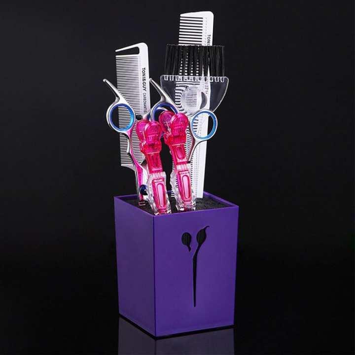 8pcs/Set Hair Styling Kit Barber Scissors Professional Hairdressing Scissors
