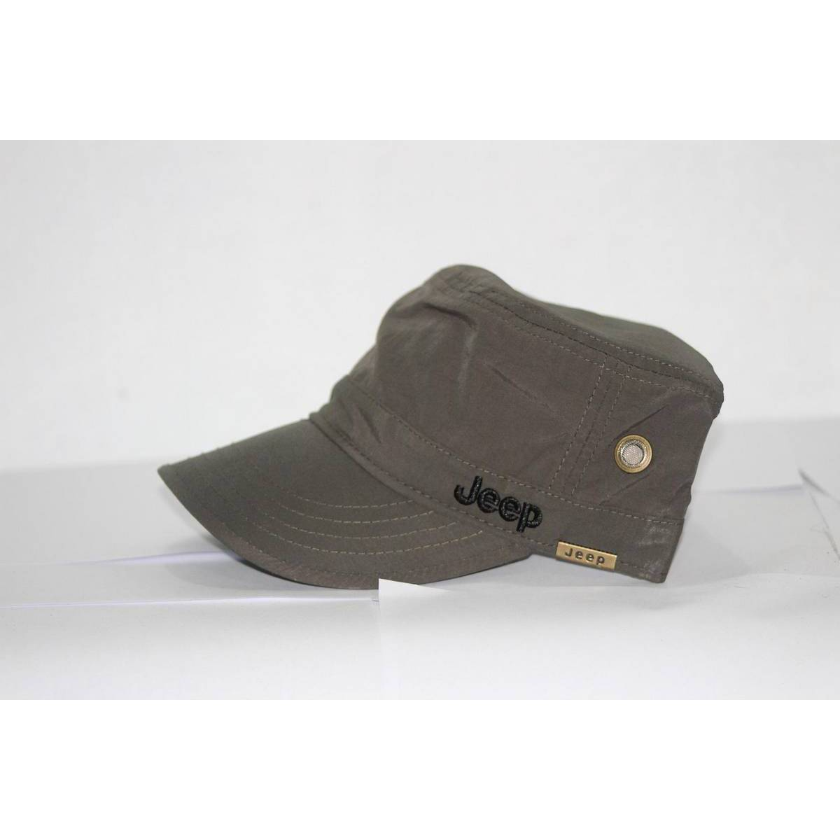 Army Style Jeep Cap for Fashion and Sun Protection