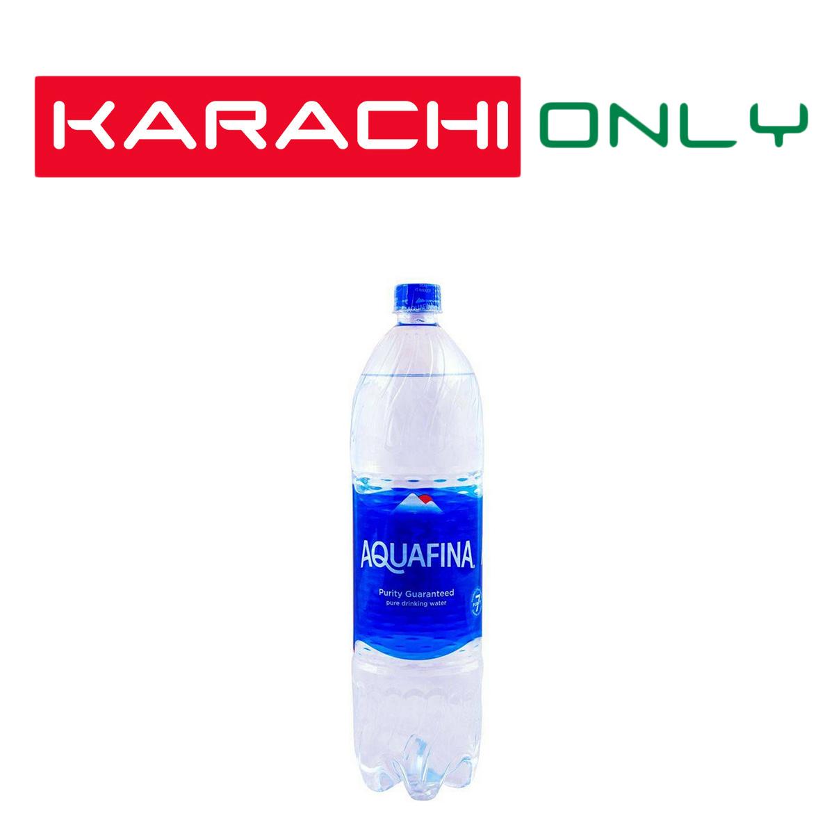 Aquafina Water - 1.5 Litre