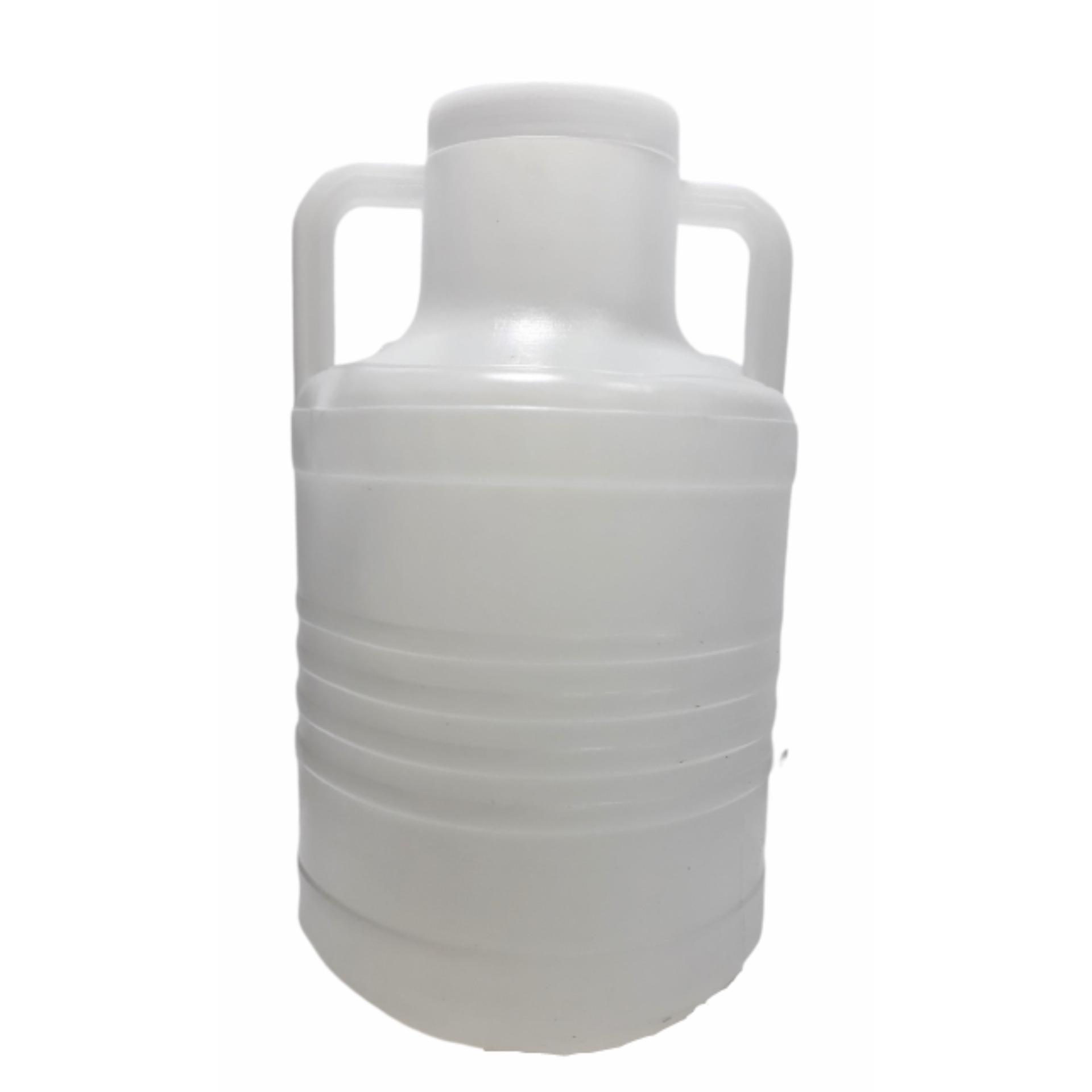 Plastic Water Gallon Bottle Cane 5Liter Pure Life White: Buy Online at Best  Prices in Pakistan | Daraz.pk