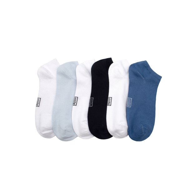 3 Pairs Athletic Cushioned Running Performance Heel Tab Ankle Socks For Men/Women