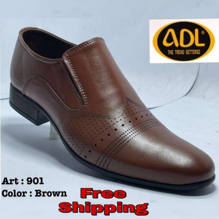Pure leather  formal and dress shoes for men