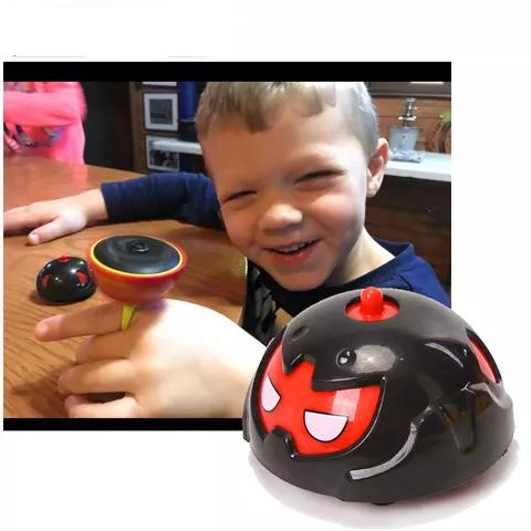 Spinning_Top Gyroscope_Watch Inertial Toy_Car Gyro_Stacked Rotate Mini Car Stunt_Fancy Funny Gift Educational_Toys For Children
