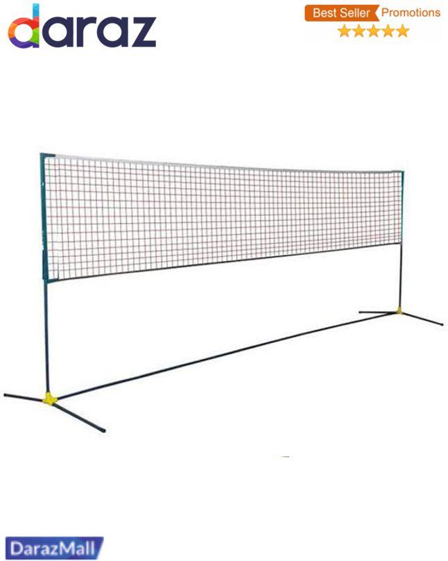 Bedminton Net - Standard Size - Badminton Net Tannis