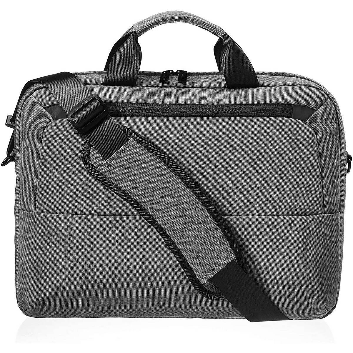 "EMPIRON Laptop Bag , Repellent Shoulder Messenger Bag Durable Office Bag, Business Briefcase for Men Women, Carry On Handle Case for Up to 17"" Laptop/Notebook/MacBook ELBF01"