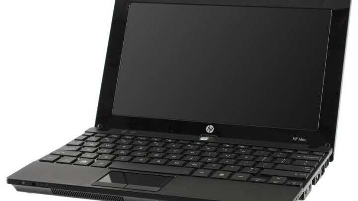 HP 5101 Atom Notebook