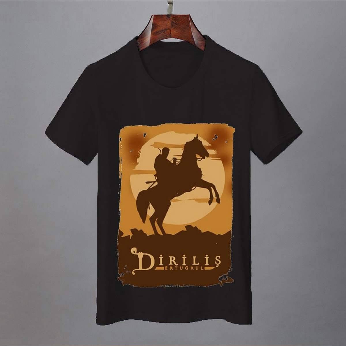 Dirilis Ertugrul Printed T-shirt For Men