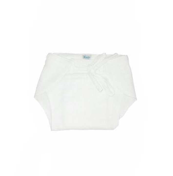 White Cotton Water Proof Washable Reusable Diaper