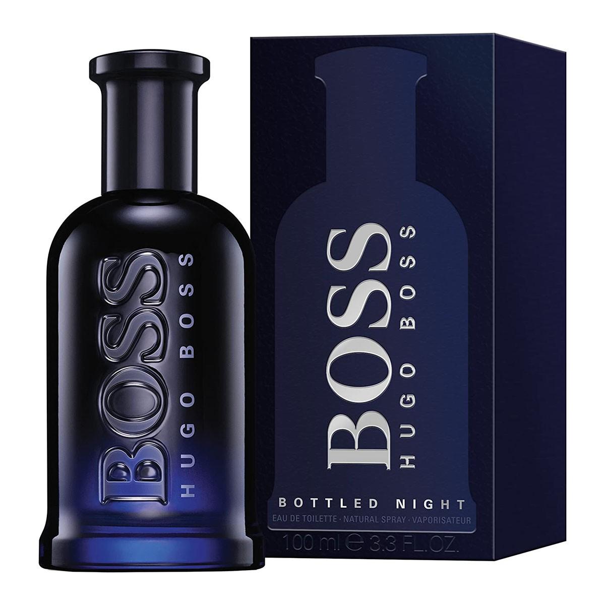 Hugo Boss Bottled Night Perfume 100ml Edt